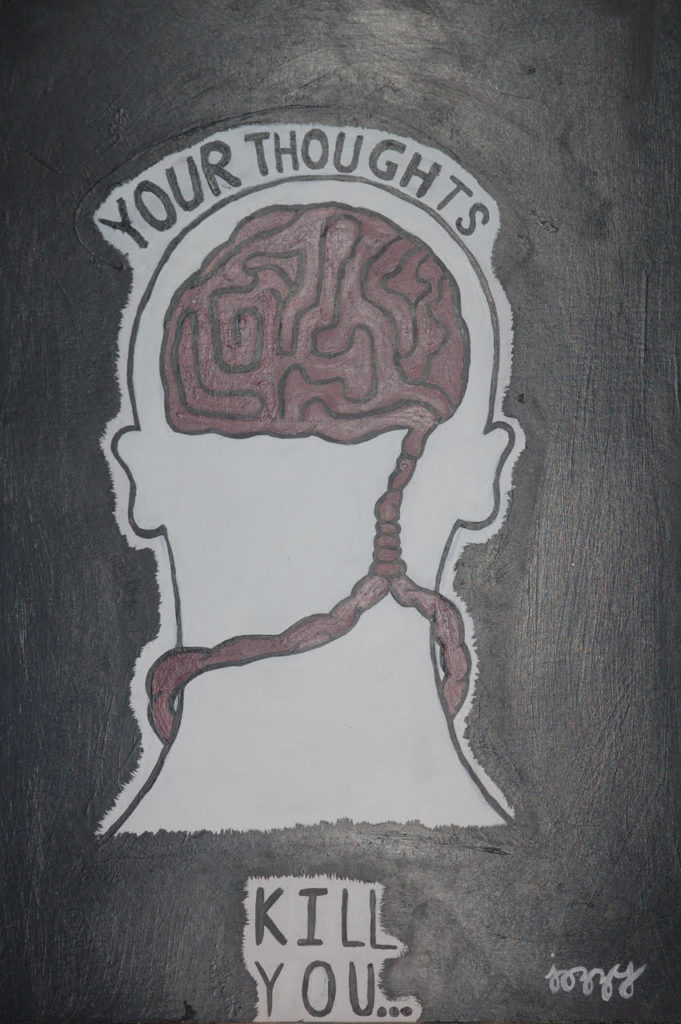 Your Thoughts Kill You