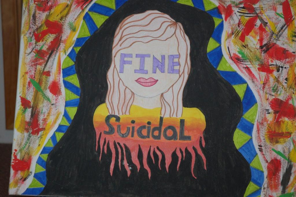 Fine . . . Suicidal