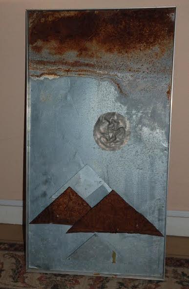 art work triangles